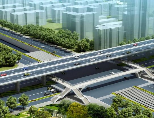 济南最贵的快速路即将开工,每公里投资5亿元!