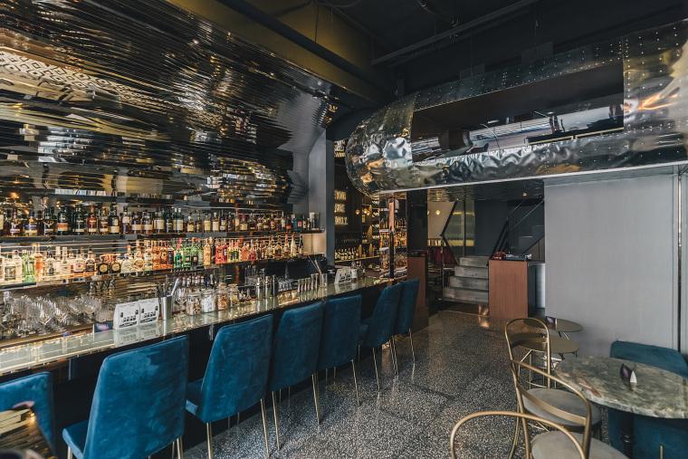 经典中有自己独特的BINARY酒吧