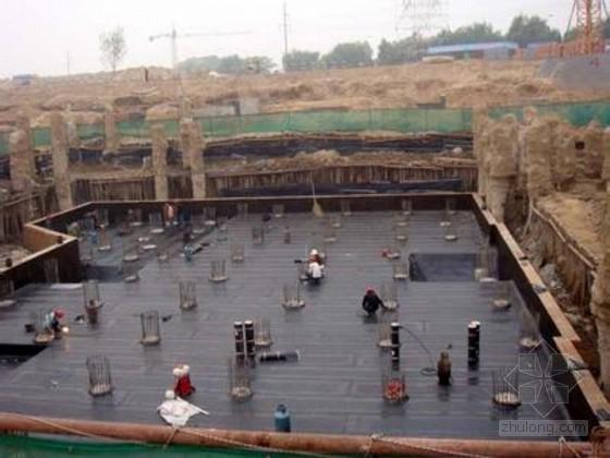 基坑围护高压旋喷桩专项施工方案(鲁班奖)