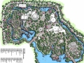 [北京]现代生态主题公园景观规划设计方案(二)香格里拉区