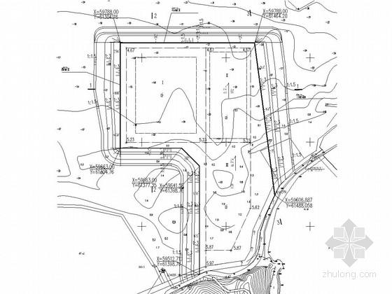 [河南]高桩码头工程施工图(护岸 陆域工程)