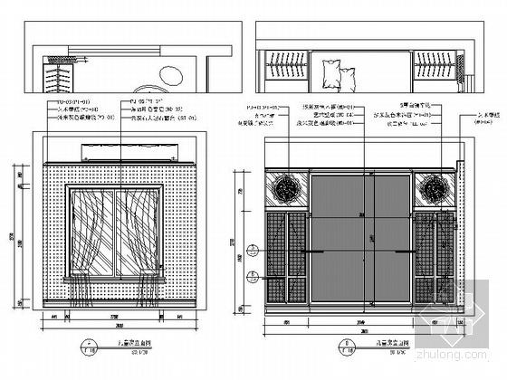 [温州]低调奢华欧式风格四居室样板间装修图(含效果)客厅效果图