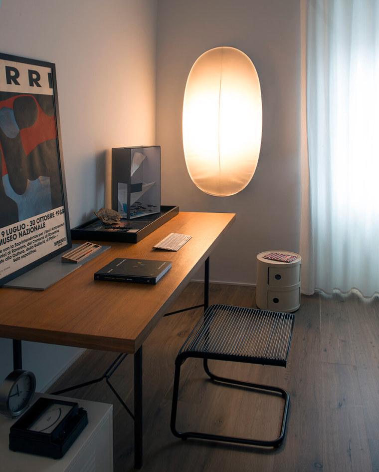 米兰公寓:艺术美感精致_10