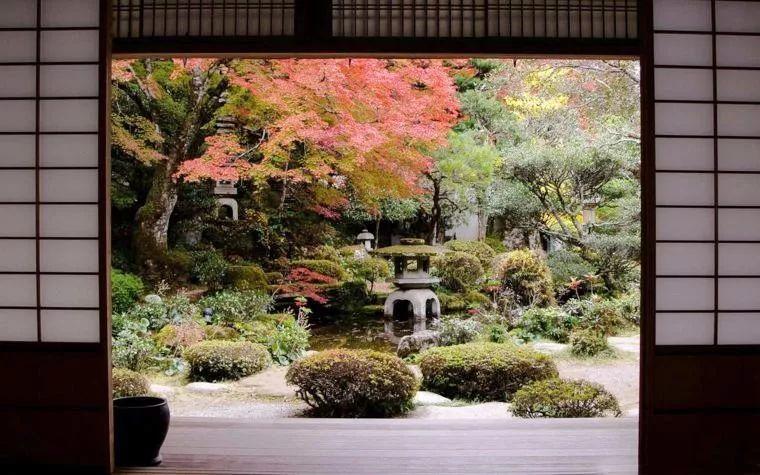 日式庭院住宅,打动灵魂的空间美韵