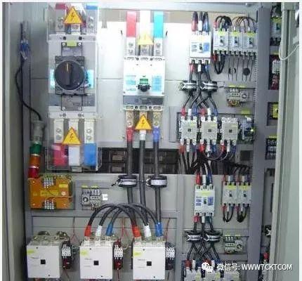 工业电气设计|超赞!改进版配电柜内部结构解析大全