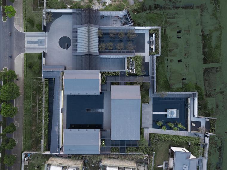 苏州世茂铜雀台·龙胤丨上海日清建筑设计
