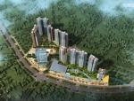 [深圳]高层现代风格简洁型都市住宅建筑设计方案文本