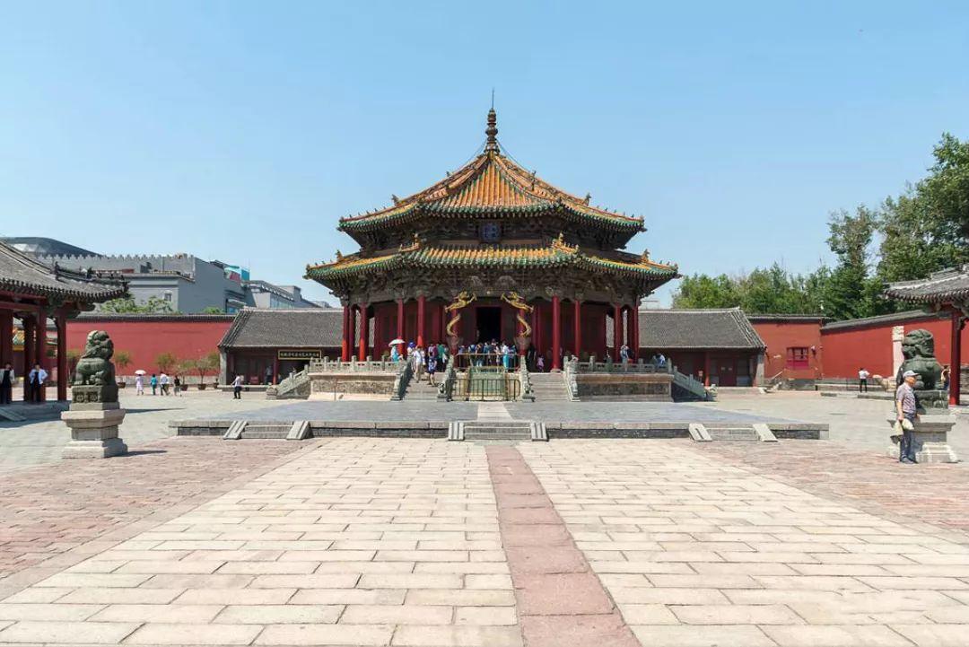 中国建筑四大类别:民居、庙宇、府邸、园林_30
