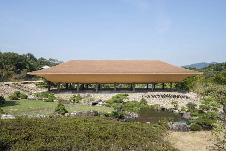[建筑案例]日本 KOHTEI 禅宗寺庙艺术空间