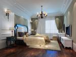 欧式洁净卧室3D模型下载