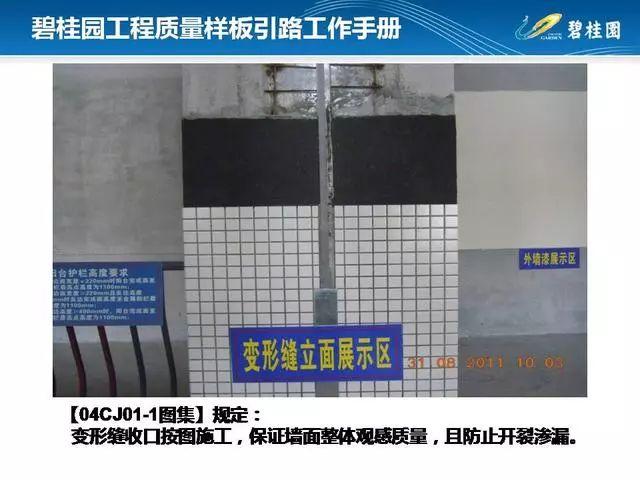 碧桂园工程质量样板引路工作手册,附件可下载!_89