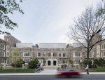 哥特式建筑的改造更新——普林斯顿大学教学楼