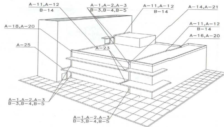 11ZJ111变形缝建筑构造