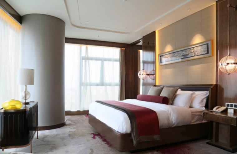 【酒店】3套国际大酒店设计案例_4