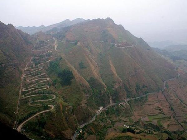 震惊世界的中国盘山公路总结