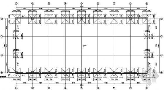 某轻钢结构厂房施工图纸