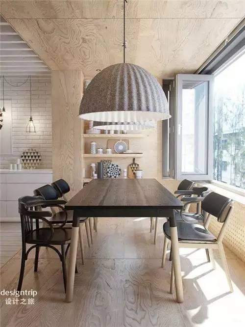 家居餐厅软装设计要点_9