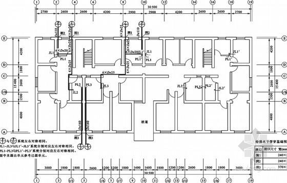 建筑安装给排水识图学习宝典(高清大图)