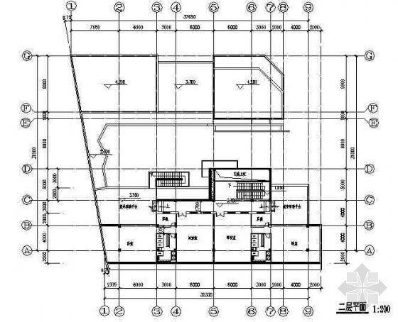 二层幼儿园建筑方案-3