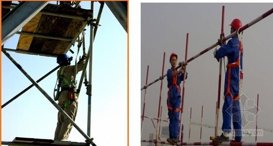 标杆企业高空作业专项安全培训讲义(图文并茂)