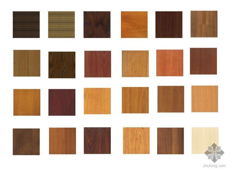 90种木材材质_1