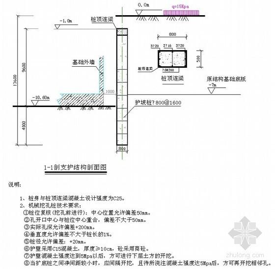 [北京]医院综合楼施工组织设计(土建、机电安装)