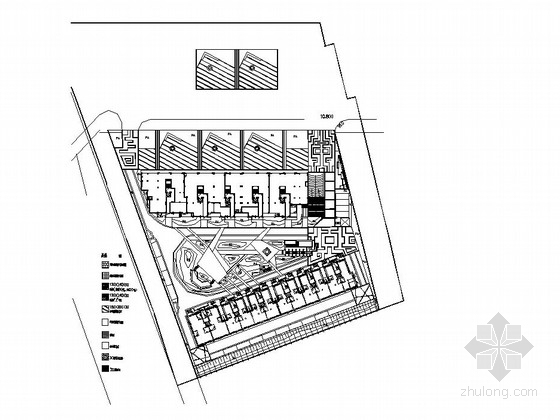 [福州]小区园林景观工程施工图