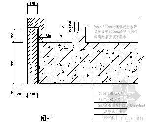 某电力调度中心地下室防水施工方案