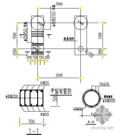 某(2.5万t/d)污水处理厂工程施工组织设计