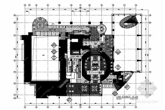 [深圳]市中心繁华地带五星级度假酒店施工图(含实景图)