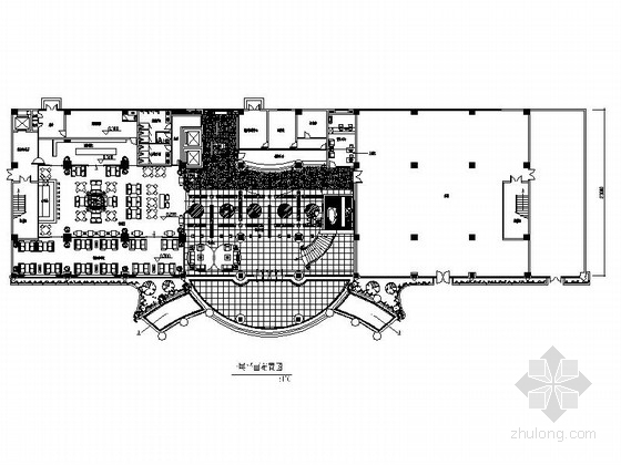 [深圳]某星级大酒店KTV超炫室内设计方案图