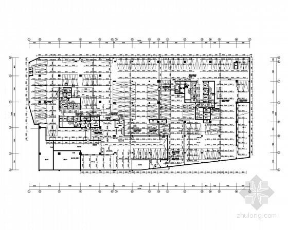 [重庆]一类高层公共建筑给排水图纸