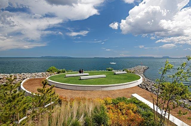 加拿大亚瑟王子码头公园景观设计_11
