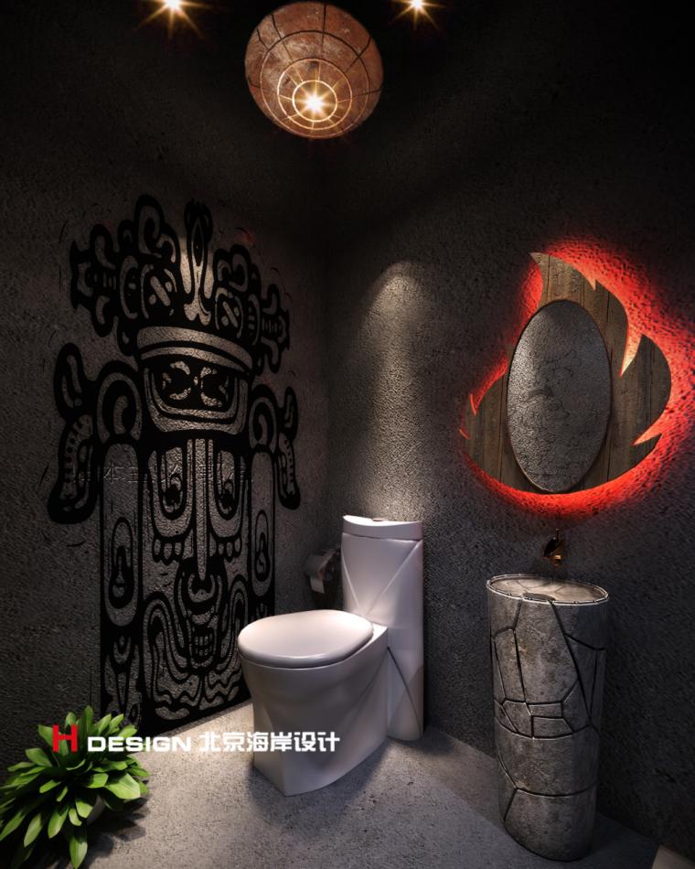 归本主义设计作品—上海火狐咖啡设计案例_7