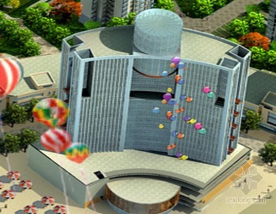 [天津]框剪结构办公楼工程安全文明专项施工方案(30页)