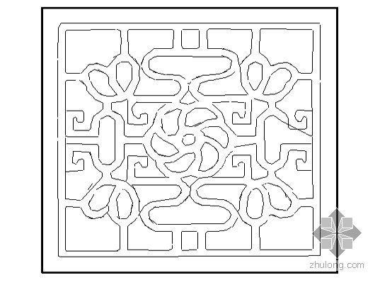 [图集]建筑设计常用必备CAD图块集