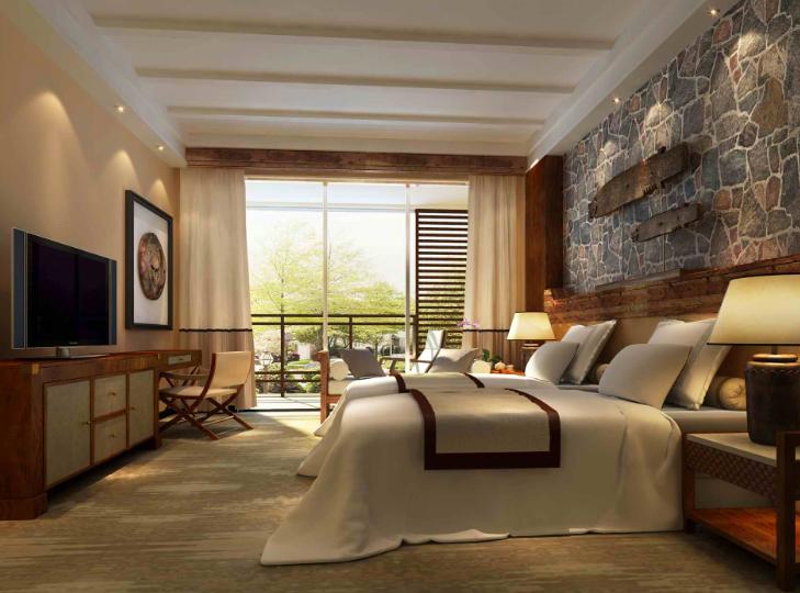 [江苏]天目湖城市广场B地块酒店室内设计概念(39页)
