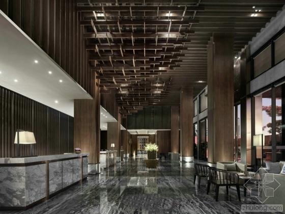五星级酒店设计之大堂的基本功能设计细节