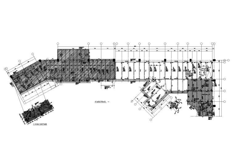 vr主题游戏公园资料下载-[南京]框架结构某主题公园结构施工图_2016