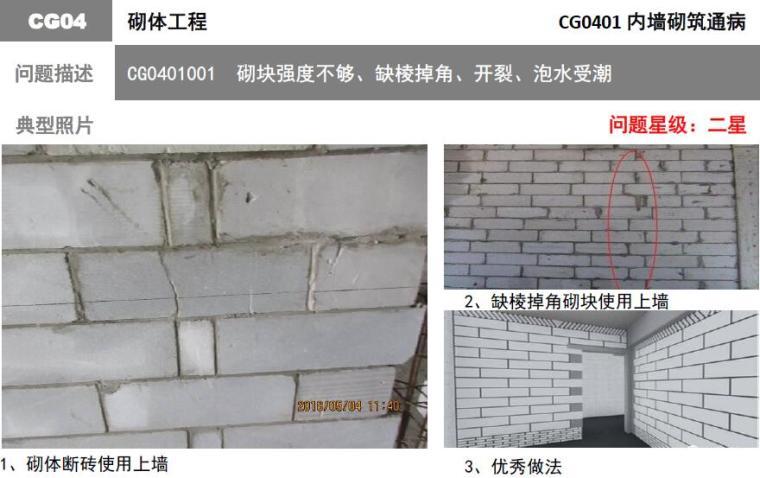 住宅工程质量通病防治手册(土建分册,180页,图文并茂)-砌体工程