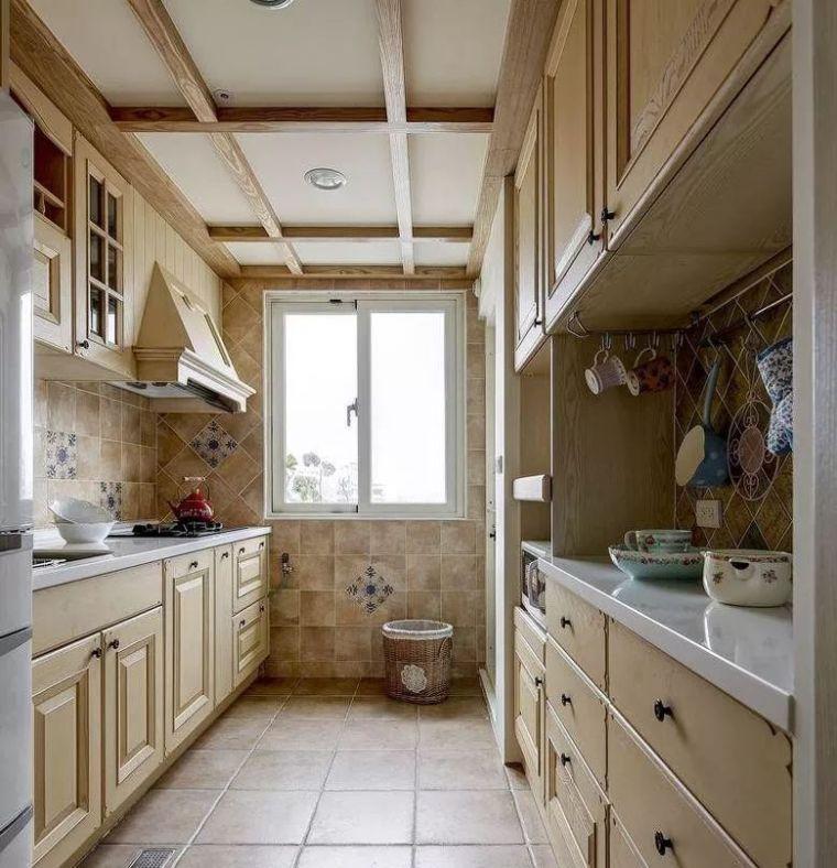 这样设计厨房,美观又实用,果断收藏~_20