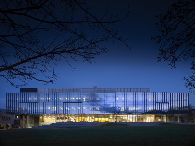 美国Mines大学校园综合实验楼