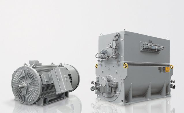 LOHER电机    高电压电机
