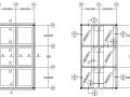 临时用房全套结构施工图(CAD,4张)