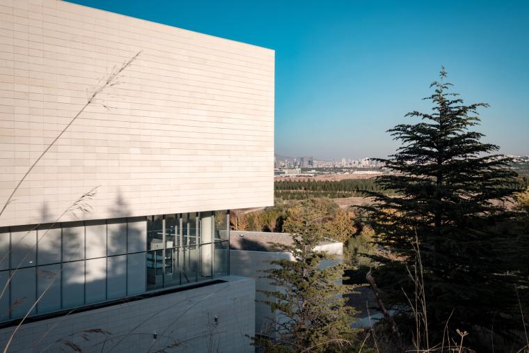 土耳其Hacettepe大学博物馆和生物多样化中心-5