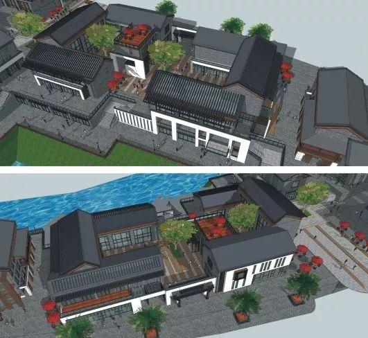 带你玩转文化特色,民俗商业街区规划设计方案!_21