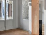 Bovenbouw:彩色大理石公寓