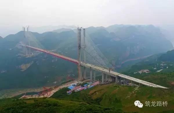 世界最大山区斜拉桥合龙,震撼航拍视频直击现场!