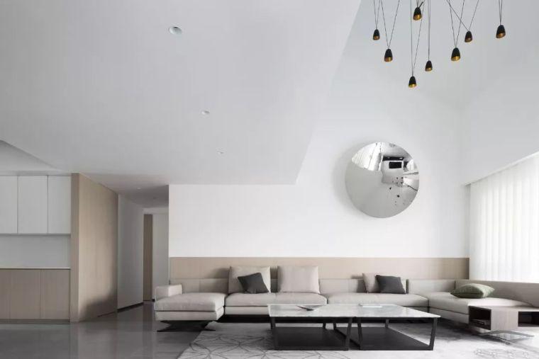 极简白 LOFT 设计, 宁静空间让生活慢下来
