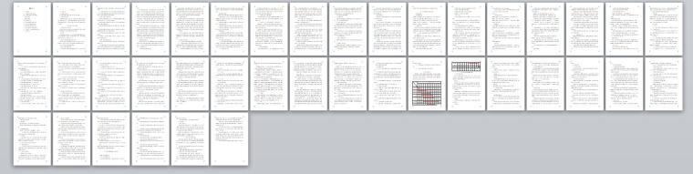 河北省廊坊市某绿化工程施工组织设计文本(40页)-总缩览图